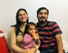 Abraham y familia